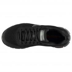 Skechers Memory Foam Knit Shoe Mens