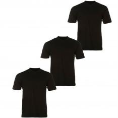 Donnay Three Pack V Neck TShirt Mens