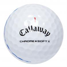 Callaway Chrome Soft Triple Track 12 Pack Golf Balls