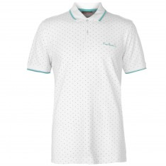 Pierre Cardin All Over Print Polo Mens