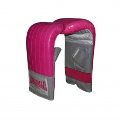 Lonsdale Ladies Leather Mitt