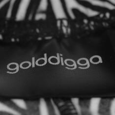 Golddigga Lux Leggings dámské