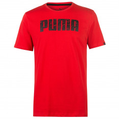 Puma No1 Logo T Shirt Mens
