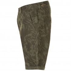 SoulCal Patterned Chino Shorts Mens