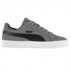 Puma Smash Vulc Junior Boys Trainers