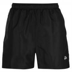 Lonsdale 2 Stripe Woven Shorts Mens