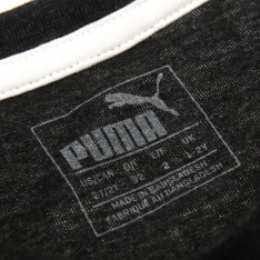 Puma Logo T Shirt Infant Boys