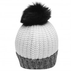 Firetrap Milos Bobble Hat Ladies