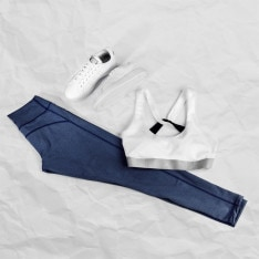 Adidas All Me VFA Sports Bra Ladies