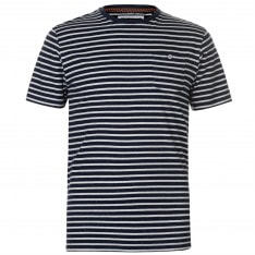 SoulCal Stripe T Shirt Mens