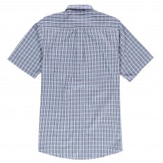 Fusion Textured Geo Shirt Mens