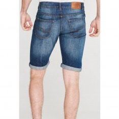 Lee Cooper Denim Shorts Mens