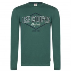 Lee Cooper Long Sleeve Vintage T Shirt