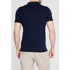 Lee Cooper Essentials Polo Shirt Mens