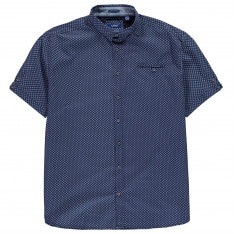 D555 Bobby Short Sleeve Shirt Mens