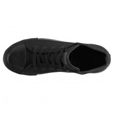 SoulCal Canvas High Mens Trainers