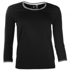 Limited Sports Daria Three Quarter Sleeves Tennis Shirt Ladies