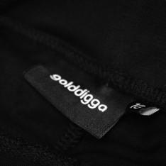 Golddigga Large Logo Leggings Ladies