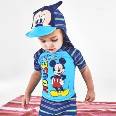 Character 3 Piece Swim Set Baby