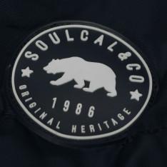 SoulCal 2 Zip Gilet Mens