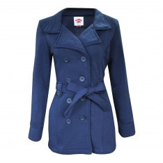 Lee Cooper Belt Coat Ladies