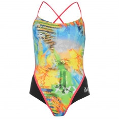 Aqua Sphere Michael Phelps Rio Open Back Swimsuit Ladies
