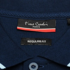 Pierre Cardin Tipped Polo Shirt Mens