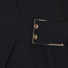 PATRIZIA PEPE Wrap Front Jumpsuit