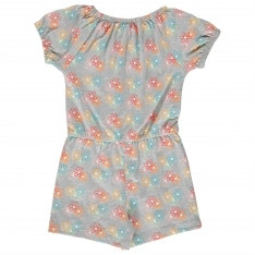 Crafted Jersey Playsuit Infant Girls