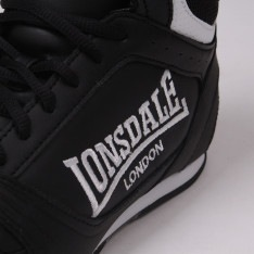 Lonsdale Mens Boxing Boots