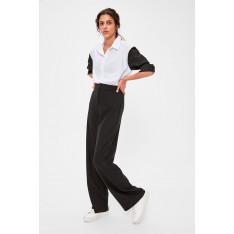 Trendyol Black Bagged Trousers