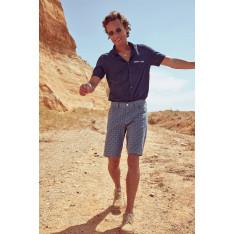Trendyol Blue male 5 Pocket shorts