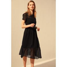 Women's dress Trendyol Mint Belt