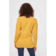 Trendyol Mustard CruiseR Knitwear Sweater