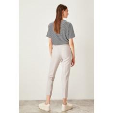 Trendyol Stone Basic Pants