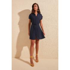 Dámske šaty Trendyol Belt Dress