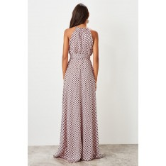 Ženska haljina Trendyol Pembe