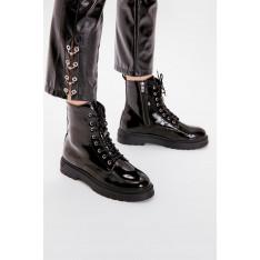 Trendyol Black Rugan Women's Boots