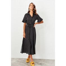 Women's dress Trendyol Patterned