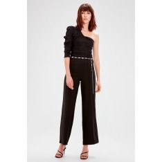 Trendyol Black Basic Pants