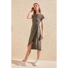 Ženska haljina Trendyol Belted