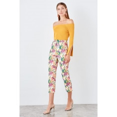 Trendyol Multicolor Patterned Trousers