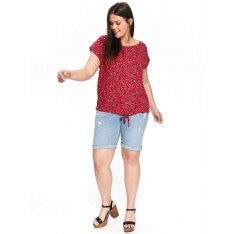 Drywash LADY'S BLOUSE SHORT SLEEVE