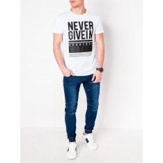 Ombre Clothing Men's printed t-shirt S1061