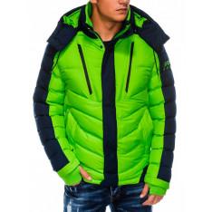 Ombre Clothing Men's winter jacket C417