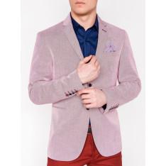 Ombre Clothing Men's elegant blazer jacket M97