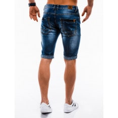 Ombre Clothing Men's denim shorts W124