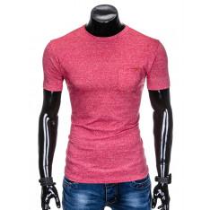 Ombre Clothing Men's plain t-shirt S885