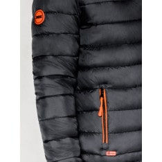 Ombre Clothing Men's winter quilted jacket C353