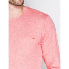 Ombre Clothing Men's plain longsleeve L103